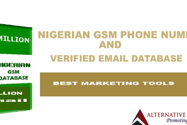Lists of companies in Nigeria and email address of companies in Lagos