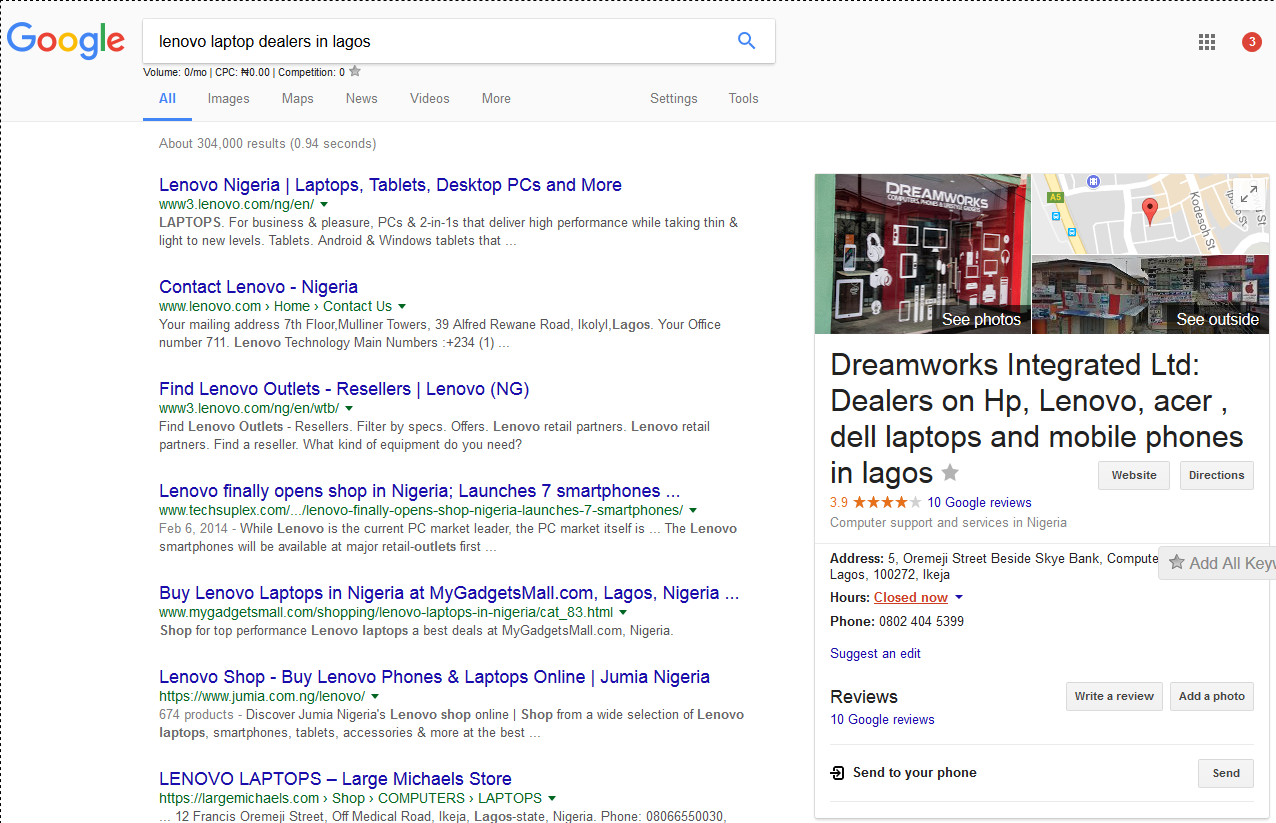 lenovo laptop dealers in lagos Google Search