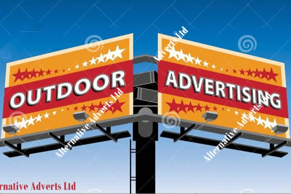 Outdoor advertising in nigeria