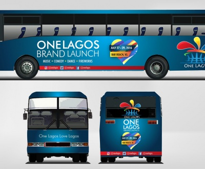 BRT bus Lagos adverts Rates