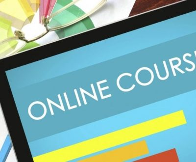 How to name Online Course Website topics