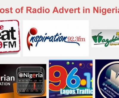 Cost of Advertising on Radio Stations in Nigeria and Radio Airtime Rates